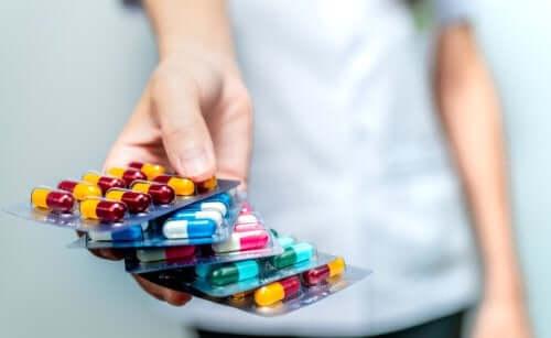 Antibióticos de amplo espectro: para que servem