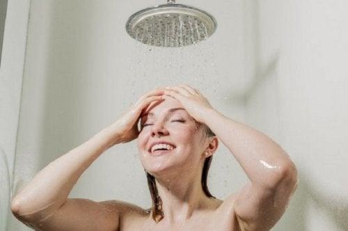 Banhos para evitar maus odores