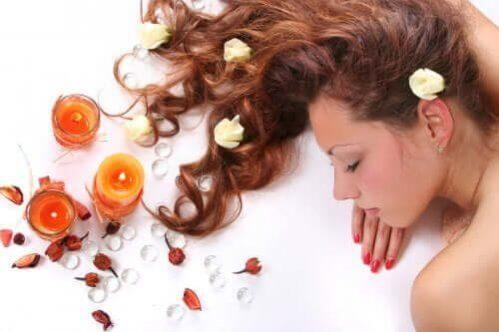 Como estimular o crescimento dos cabelos rapidamente