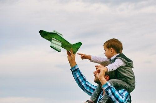 Conecte-se com seu filho por meio da brincadeira