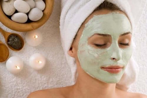 Tratamentos para desintoxicar a pele do rosto