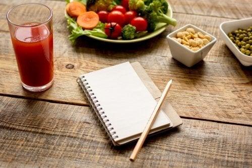 Dieta contra o sobrepeso: alimentos recomendados