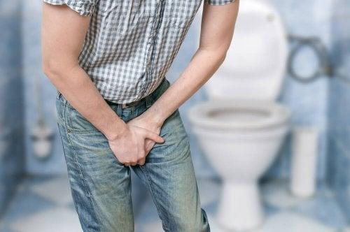 Dor por infecção urinária