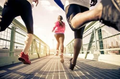 Exercícios aeróbicos para tonificar os músculos do abdômen