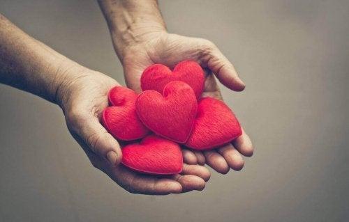 Ofereça seu coração