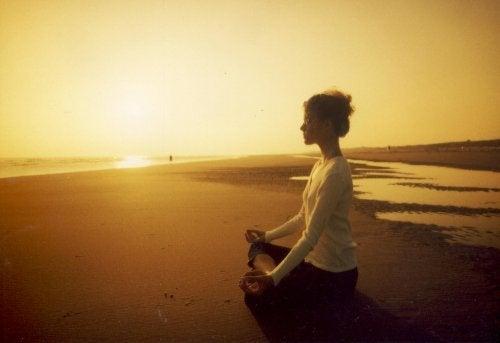 Meditação para o bem-estar mental