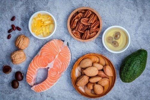 Alimentos adequados para a regeneração celular