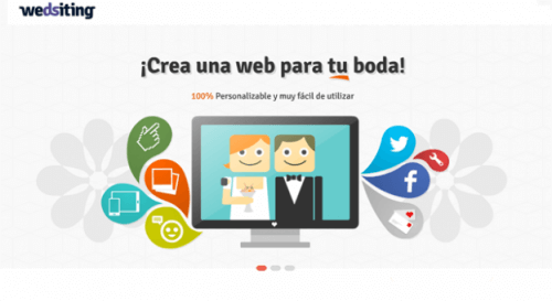 Páginas web ajudam a organizar uma festa