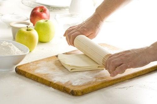 A maçã é um bom ingrediente para refeição dietética