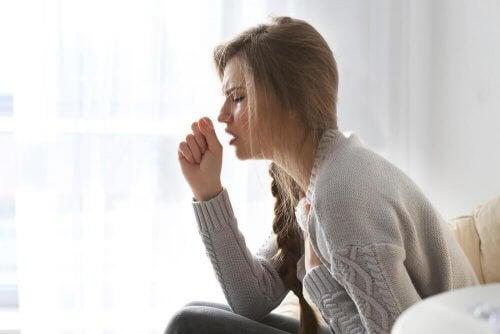Salvia combate a tosse