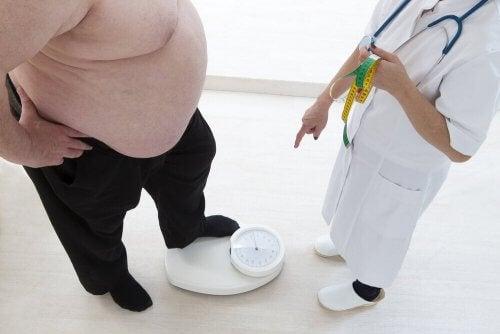 Sobrepeso e inflamação