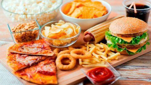 Alimentos proibidos para diabetes