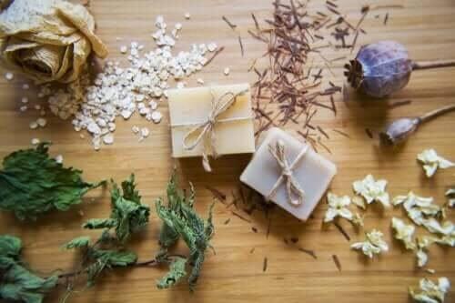 3 maneiras de reciclar os restos de sabão