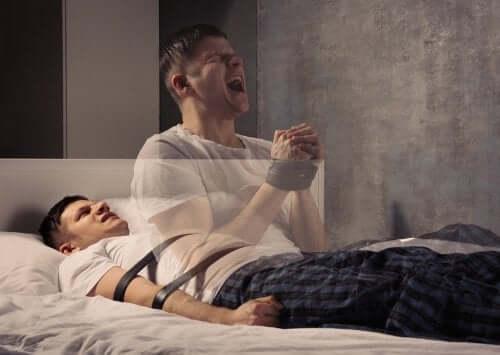 Isto dizem os cientistas sobre a paralisia do sono