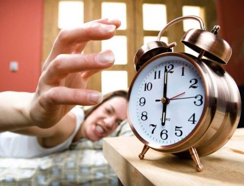 A mudança de horário afeta o organismo