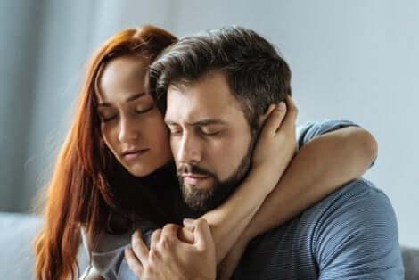 Há vários tipos de apego nos relacionamentos