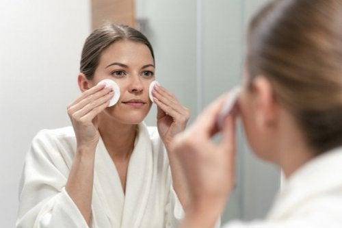 Uso da vitamina A em cosméticos