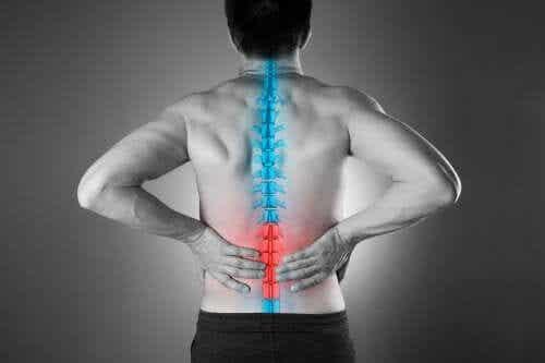 4 maneiras naturais de reduzir a dor lombar