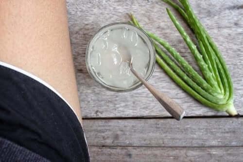 Refluxo gastroesofágico: gel de aloe vera