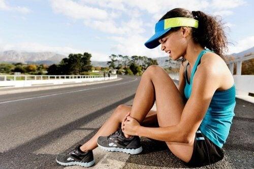 Lesões por exercício físico