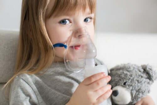 Asma infantil: causas e diagnóstico