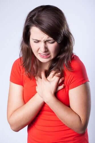 O que é a dor torácica?