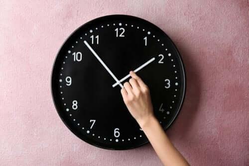 Como a mudança de horário nos afeta?