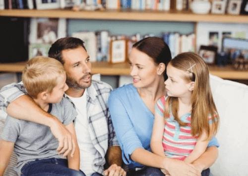 Converse com seus filhos sobre seus medos para criar uma estratégia que os incentive.