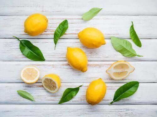 Propriedades do limão como remédio natural