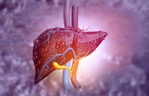 Abacavir pode afetar o fígado
