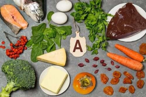 O que é vitamina A?