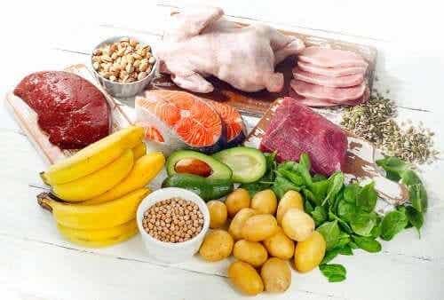 Vitaminas do complexo B: alimentos que as contêm