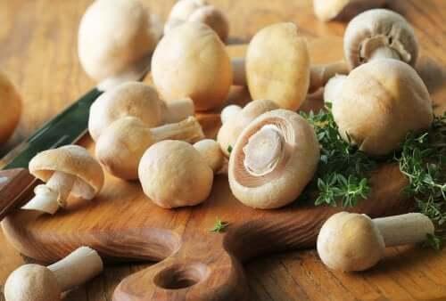3 receitas com cogumelos com poucas calorias