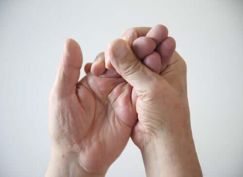 Nervo radial da mão