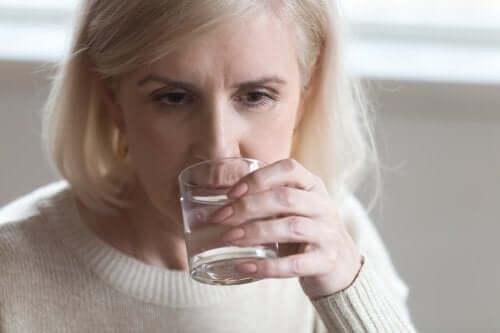 A importância da dieta no período de menopausa