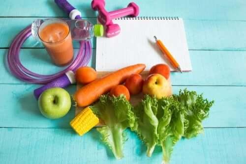 Alimentos para perder peso de maneira saudável