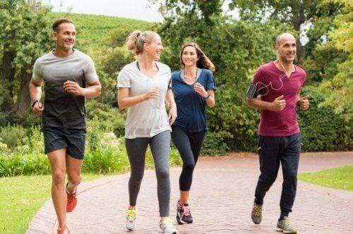 Liberar endorfinas ajuda a se recuperar de um mau momento