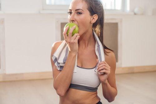 Frutas e verduras para uma alimentação saudável