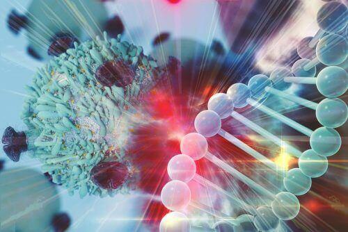 cadeia de DNA, câncer