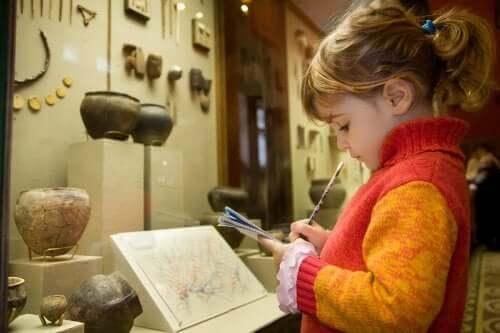 Como fazer com que uma criança se interesse por museus