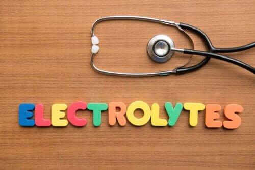 O que são eletrólitos?