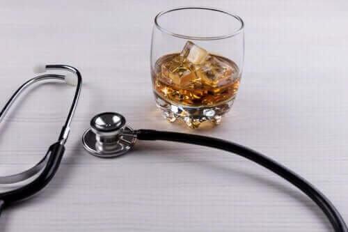 Os efeitos do álcool no coração