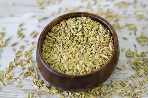 Sementes de erva-doce: benefícios e remédios naturais