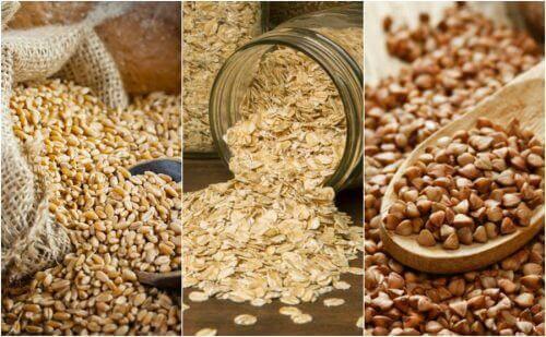 cereais fornecem nutrientes essenciais