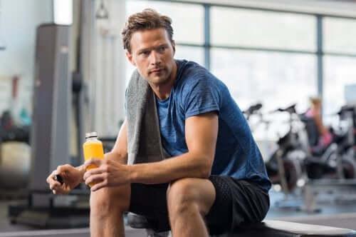 Benefícios do bicarbonato de sódio durante o exercício