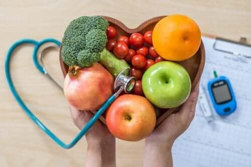 Alimentos recomendados para a saúde cardiovascular