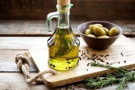 Os óleos vegetais com propriedades nutricionais