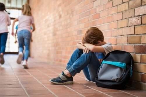 As crianças e o bullying