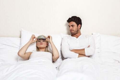 Conselhos para casais com frustração sexual