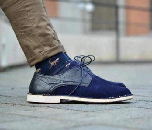 Calçados adequados